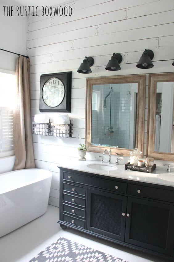 Comment adopter ce style dans ma salle de bain ?