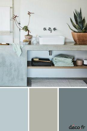 Comment associer les couleurs dans une salle de bain?