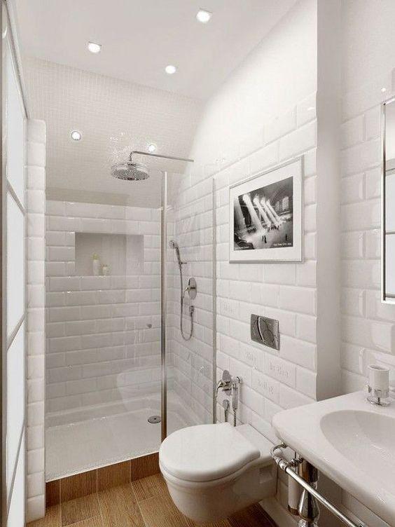 Quelle couleur choisir pour une salle de bain de petite taille?