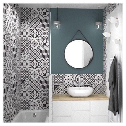 Quelle couleur de peinture pour une petite salle de bain?