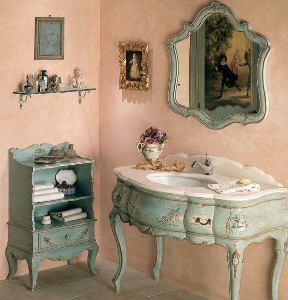 Comment adopter ce style dans ma salle de bain?