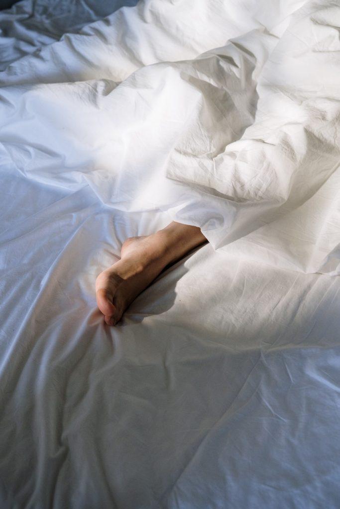 La couette et les couvertures