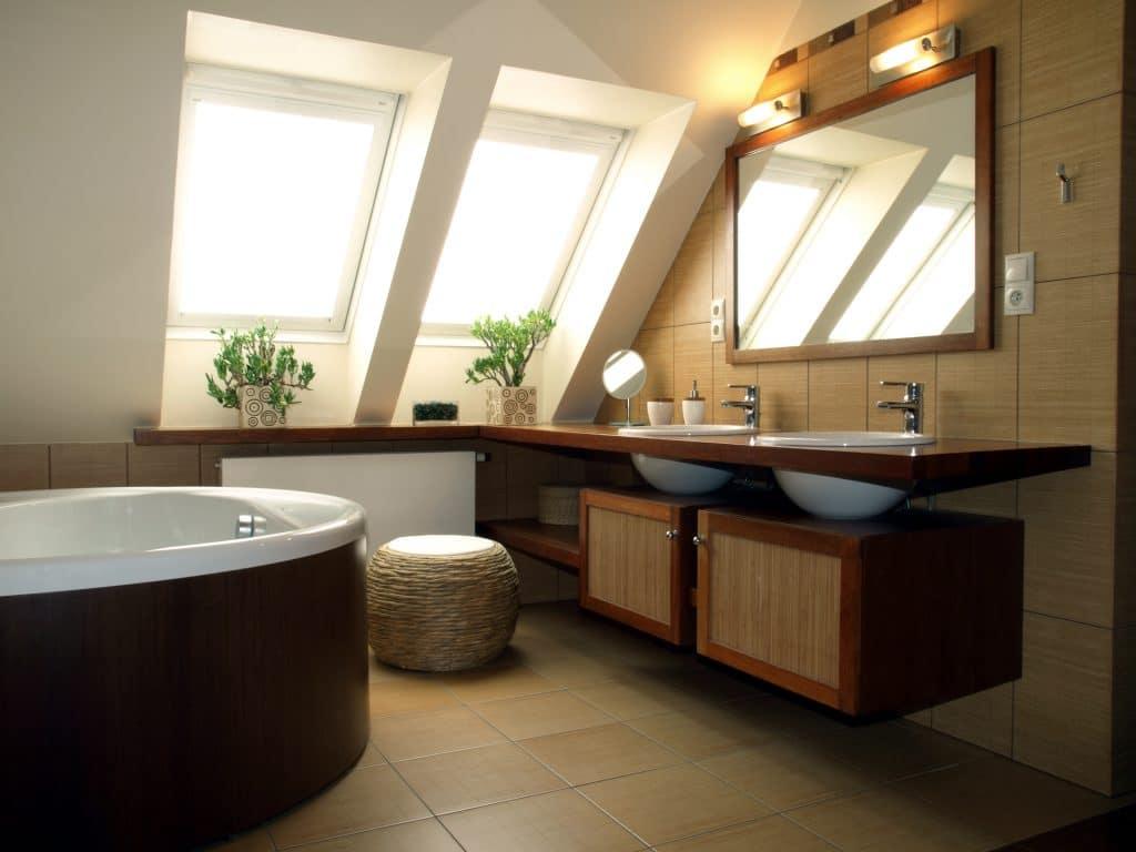 Quel budget pour refaire une salle de bain soi-même ?