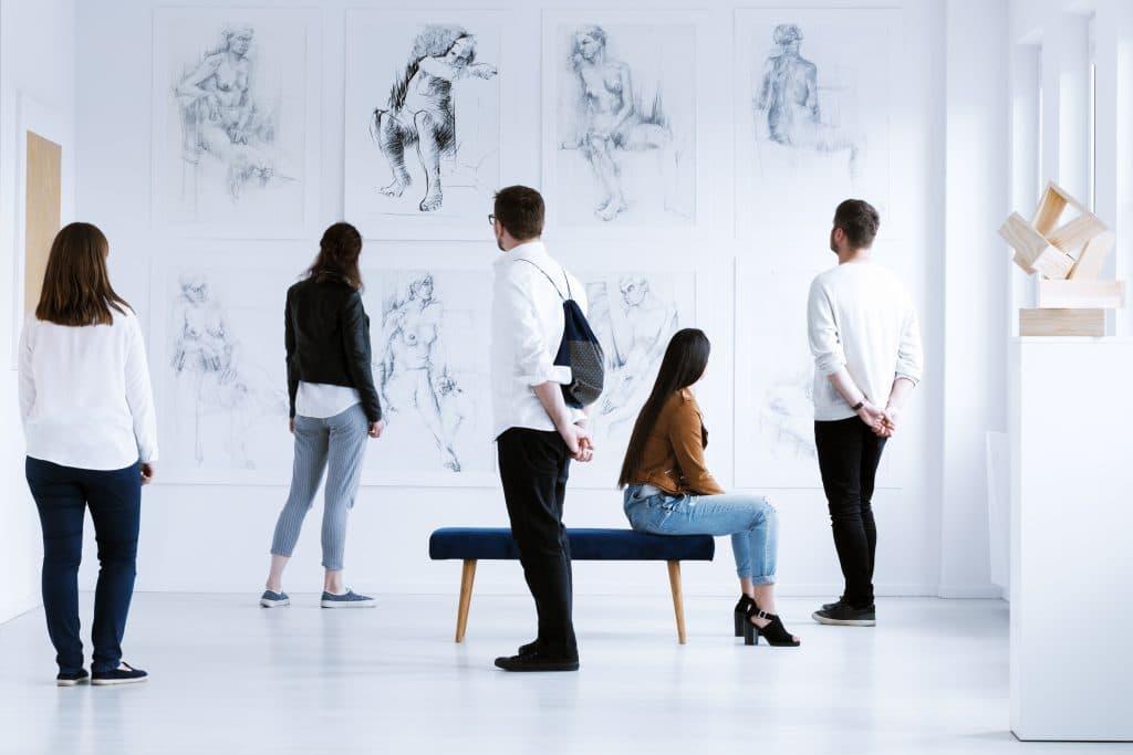 Où peut-on trouver de l'art ?