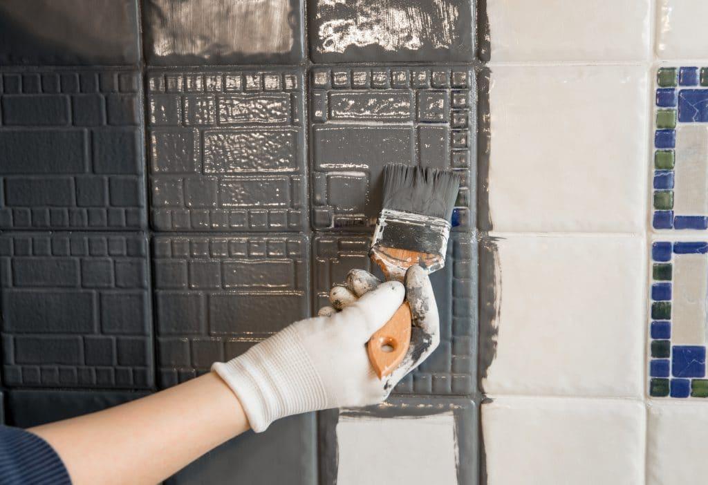 Quelle peinture utiliser pour peindre une salle de bain ?