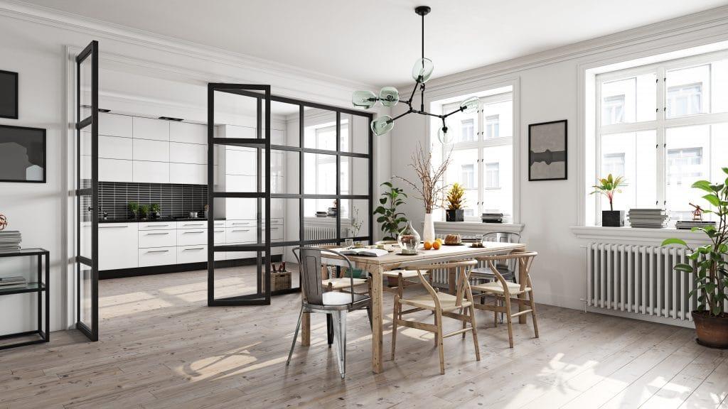 Pourquoi choisir de faire une cuisine avec une verrière?